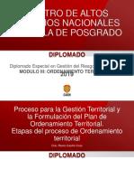 Proceso y Formulacion Del OT