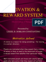 MOTIVATION & REWARD SYSTEM.ppt