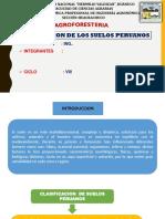 clasificacion de suelos peruanos