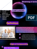PPT Compounding