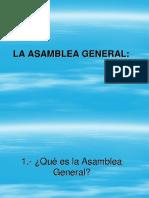 la-asamblea-general.ppt