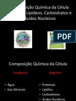 Composição celular