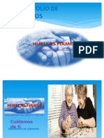 Brochur Huellas Firmes