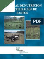 Manual de Nutricion y Fertilizacion de P-convertido