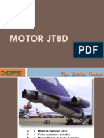 Engine JT8D