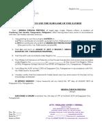 AUSF - Sample.docx