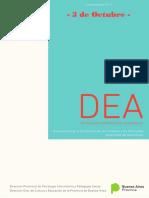 Dislexia y DEA- DPPCyPS - Comunicación N°5 2019.