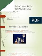 TEATRO DE LO ABSURDO, TEATRO TOTAL,.pptx