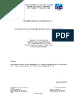 relatório de fisica experimental