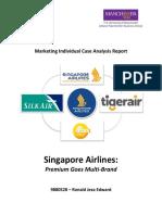 The Singapore Airlines Case Study (Marketing - Ronald Jeza Edward).pdf