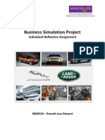 Business Simulation Project