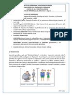Guía 2. Nutrición e Higuiene