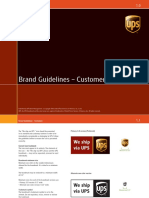 Ups Cc Brand Guidelines