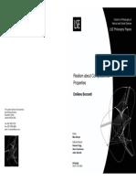 Realism About Computational Properties