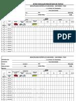 Excel Formato Conteo Vehicular Corregido