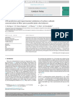 CFD prediction and experimental validation of surface cathodeconcentration in filter press parallel plate electrolysers.pdf