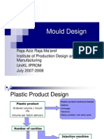 Mould Design Part One