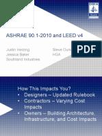 ASHRAE 90.1_2010 and LEED v4 (REF).pdf