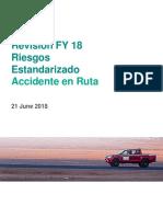 Accidente en Ruta