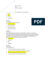 Examen Final Herramientas Para La Productividad
