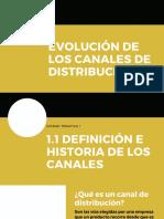 Temario Canales de Distribucion