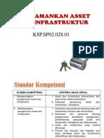 Kjk.sp02.028.01 Mengamankan Asset Dan Infrastruktur