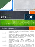 Desenvolvendo Para iOS Em Linux