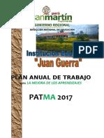 1.Patma Ie Juan Guerra 2017