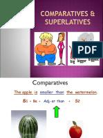 Unit 7- Comparative and Superlative