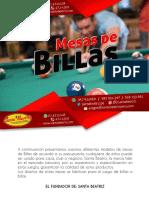 Catalogo Billas 2019