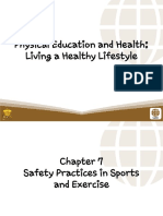 7 Safety Practices in Sports and Exercise