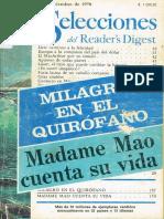 Selecciones Del RD Noviembre 1978