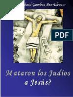 76645391 Rab Richard Gamboa Mataron Los Judios a Jesus