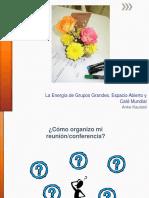 PPT Sesion Metodos de Grupos Grandes