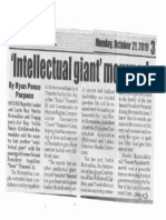 Peoples Journal, Oct. 21, 2019, Intellectual giant mourned.pdf