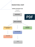 Audit Flowchart and Org Chart