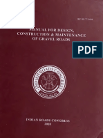 IRC-SP-77-2008-Manual for design, Construction and maintenance of Gravel roads.pdf