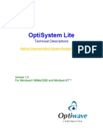 OptiSystem Lite 1