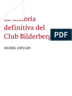 Club Bildeeberg de Daniel Estulin