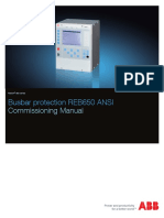 1MRK505264-UUS - En Commissioning Manual Busbar Protection REB650 ANSI