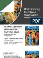 4. Understanding the Filipino Value System