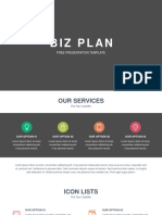 Biz Plan Free Powerpoint Template.pptx