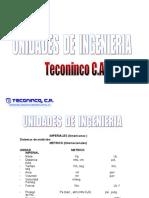 Presentación UNIDADES DE INGENIERÍA