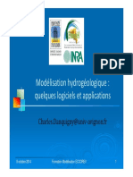 Danquigny Model Modflow 141008