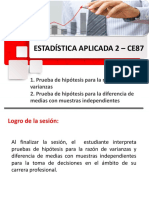 PH Varianzas Medias Independientes