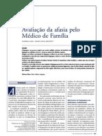 A Avaliação da Afasia pelo Médico de Família