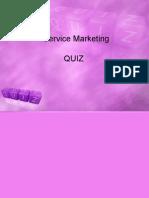 Marketing Quiz Final