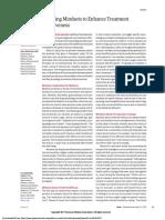 Changing Mindset to Enhance Treatment Effectiveness