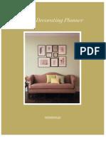 Martha Stewart - Home decorating planner