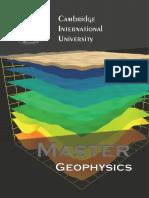Geophysics MST